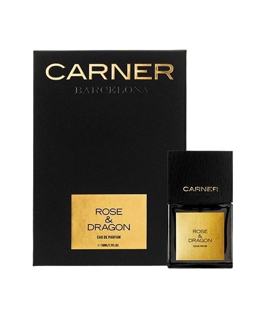 Carner Barcelona Rose and Dragon